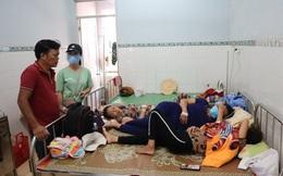 Sau đám cưới 60 bàn tiệc, hơn 100 người nhập viện cấp cứu