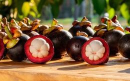 Măng cụt vào mùa, và đây là những mẹo chọn măng cụt 10 trái ngon cả 10
