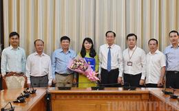 Trưởng Ban Tuyên giáo Quận 8 giữ chức Phó Chánh Văn phòng TPHCM