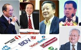Các gia tộc quyền lực trong giới ngân hàng trúng lớn