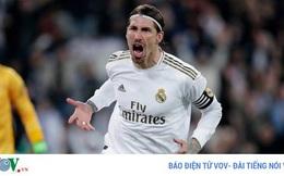 Tương lai của Sergio Ramos sắp được định đoạt