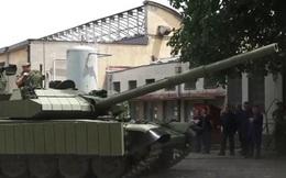 Serbia trình làng thế hệ mới của xe tăng chiến đấu chủ lực M-84
