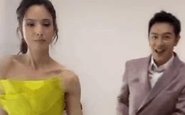 'Tiểu Long Nữ' Lý Nhược Đồng tái ngộ 'Đoàn Dự' Trần Hạo Dân sau 23 năm, 'quẩy' hết mình với nhạc phim 'Mắt Biếc'