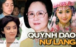 Số phận 10 'Quỳnh Dao Nữ Lang' nổi tiếng: Người bị cắm sừng, kẻ khổ sở khi lấy Thành Long, 'Hàm Hương' chết thảm