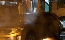 Bắt khẩn cấp nghi phạm đốt 6 ô tô lúc rạng sáng ở Nha Trang