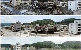 Động đất mạnh lại tấn công Nhật Bản