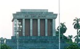 Không xây quá nhiều công trình tại trung tâm chính trị Ba Đình