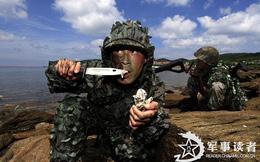 Cận mặt từng biệt kích của Hạm đội Nam Hải, Trung Quốc