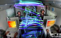 """Hải quân Trung Quốc  đã đào tạo gần 1000 """"quân xanh"""" điện từ chuyên quấy nhiễu"""