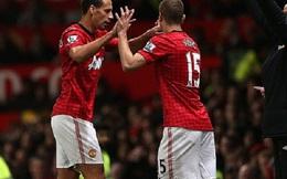 Rio Ferdinand chuẩn bị rời Manchester United