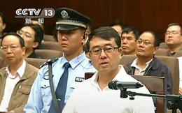 Cựu giám đốc Công an Trùng Khánh nhận án 15 năm tù