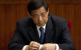 Trung Quốc chính thức khai trừ Đảng ông Bạc Hy Lai