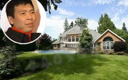 Nhà triệu đô ở Canada của đạo diễn Phùng Tiểu Cương