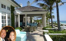 Biệt thự thơ mộng trên đảo của Mariah Carey