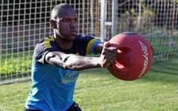 Abidal: Tôi sẽ không trở lại với bóng đá