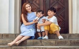 """Những bà mẹ của showbiz Việt """" lên hương"""" nhan sắc một cách chóng mặt"""