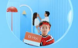 Từ chán học, rapper nhí Piggy gây bất ngờ khi thích thú đến trường trong MV mới