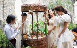Khu vườn cà phê năng lượng khác biệt, đặc biệt, duy nhất của Trung Nguyên Legend