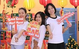 Thành phố biển Đà Nẵng và thủ đô Hà Nội chào đón không khí Tết với Lễ hội bánh kẹo Tết Hải Hà 2021