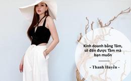 Xinh đẹp và tài năng – Thanh Huyền trở thành hình mẫu đáng mơ ước phụ nữ