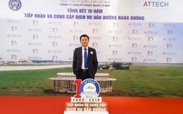 Đinh Quang Thiều - Người cống hiến không ngừng nghỉ cho xã hội