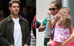 Tom Cruise âm thầm chuẩn bị đối phó với Katie