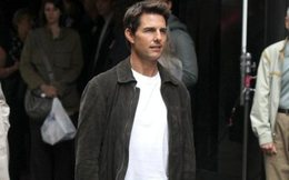Tom Cruise thoát tục và kiểm soát được mọi thứ