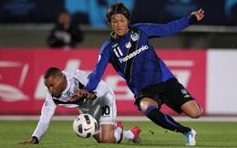 Sao trẻ Nhật Bản solo như Messi