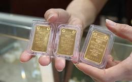 Vàng tiếp đà giảm giá: 46,32 triệu đồng/lượng