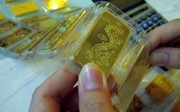 Vàng lại giảm nhẹ: 46,75 triệu đồng/lượng
