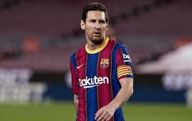 HLV Koeman thừa nhận sốc về Messi