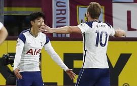 Kane – Son trên đường trở thành cặp đôi hay nhất Ngoại hạng Anh