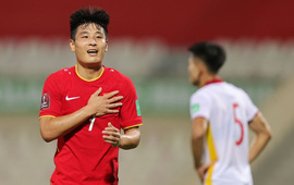 """""""Mục tiêu của đội tuyển Trung Quốc: Xếp trên Việt Nam là thành công"""""""
