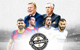Barcelona - Real Madrid: Khác biệt ở bản lĩnh