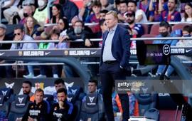 HẾT GIỜ Barca 1-2 Real: Chiếc ghế của HLV Koeman lung lay dữ dội