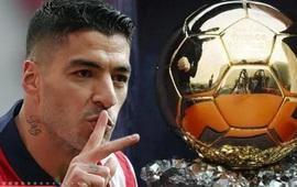 Suarez chỉ ra chủ nhân của Quả bóng vàng 2021