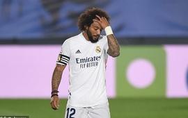Đấu khẩu với Zidane, Marcelo bị Real loại khỏi đội hình