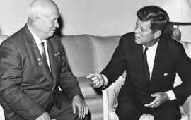 Bài học lịch sử cho Tổng thống Biden từ cuộc gặp thượng đỉnh Mỹ-Liên Xô năm 1961