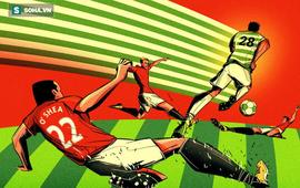 Ronaldo & Man United không tình cờ chọn Lisbon, bởi đấy chính là điểm hẹn định mệnh