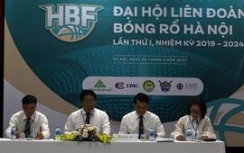 Bóng rổ Hà Nội đặt tham vọng lớn, muốn nâng Việt Nam lên tầm thế giới