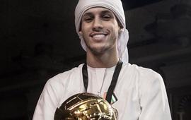 """Trước thềm U23 Việt Nam vs U23 UAE: Cậu bé vàng Ali Saleh, """"rich kid"""" chỉ chơi bóng cho vui"""