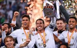 """Đồng đội cũ của Ronaldo bị tố """"chơi bẩn"""" giúp Real Madrid giành danh hiệu đầu tiên mùa này"""