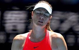 Bỏ lỡ nhiều cơ hội, Sharapova dừng bước ngay vòng 1 Australia mở rộng 2020