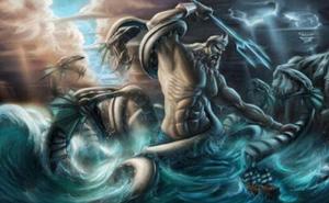 Poseidon - vị thần của biển cả trong thần thoại Hy Lạp