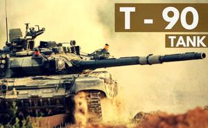 """Vì sao tăng T-90 là vũ khí """"đáng sợ nhất"""" nếu chiến tranh biên giới Trung-Ấn nổ ra?"""