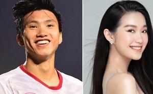 Gái đẹp hot nhất Hoa hậu Việt Nam từng nói gì về nghi vấn hẹn hò Đoàn Văn Hậu?