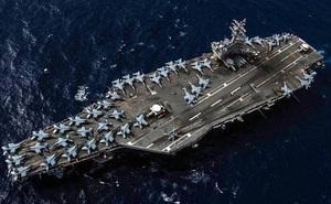 Vì sao tàu sân bay TQ chưa đủ tầm làm đối thủ của Mỹ?