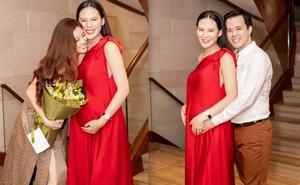 Sinh nhật ấm cúng của Sang Lê bên chồng con và bạn bè