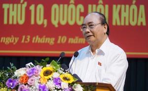 Thủ tướng giải đáp nhiều vấn đề 'nóng' từ cử tri CLB Bạch Đằng, trong đó có sách giáo khoa lớp 1