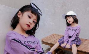 Vẻ cá tính, đáng yêu của Tâm Anh - top 60 Siêu sao mẫu nhí Việt Nam 2020